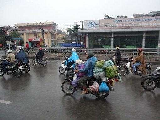 Hanoi outskirts