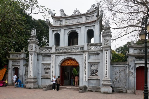 Hanoi's Temple of Literature