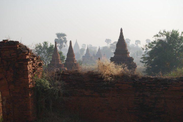 Bagan Temples - insidevietnam Tours