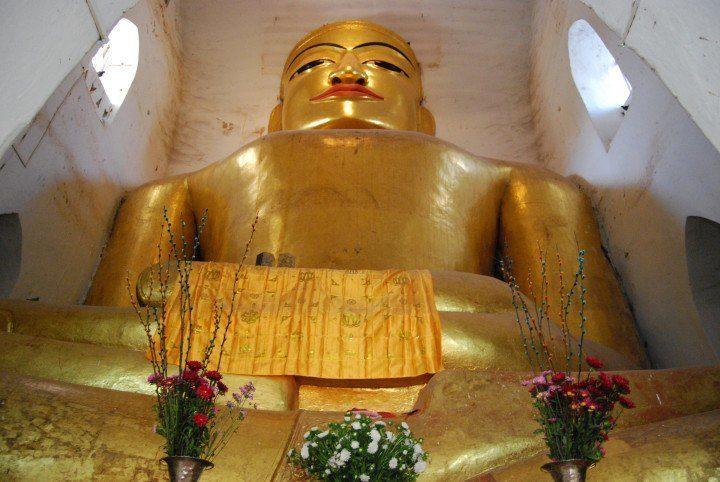 Bagan Buddha - insidevietnam Tours