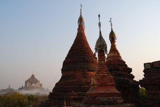 Bagan Temples - InsideBurma Tours