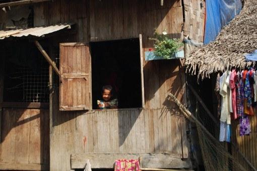 Burmese home - InsideBurma Tours