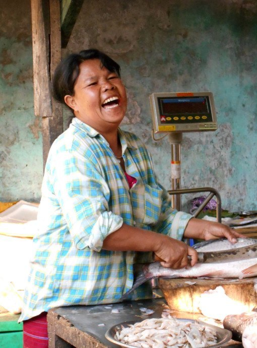 Happy Cook - InsideBurma Tours
