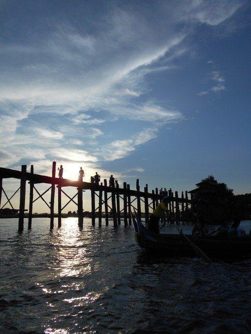U Bein Bridge - InsideBurma Tours