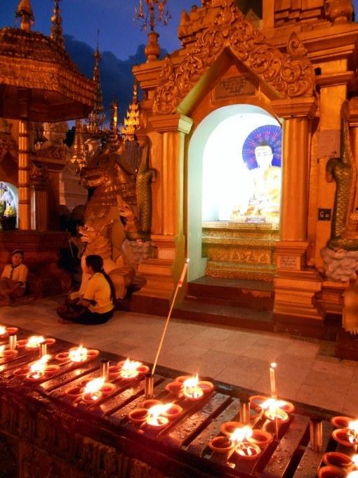 Shwedagon Pagoda - InsideBurma Tours