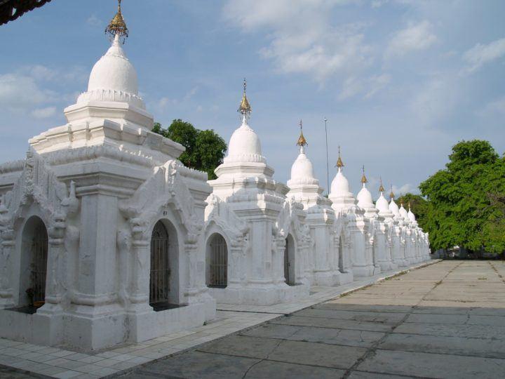 Kuthodaw Pagoda, Mandalay InsideBurma Tours