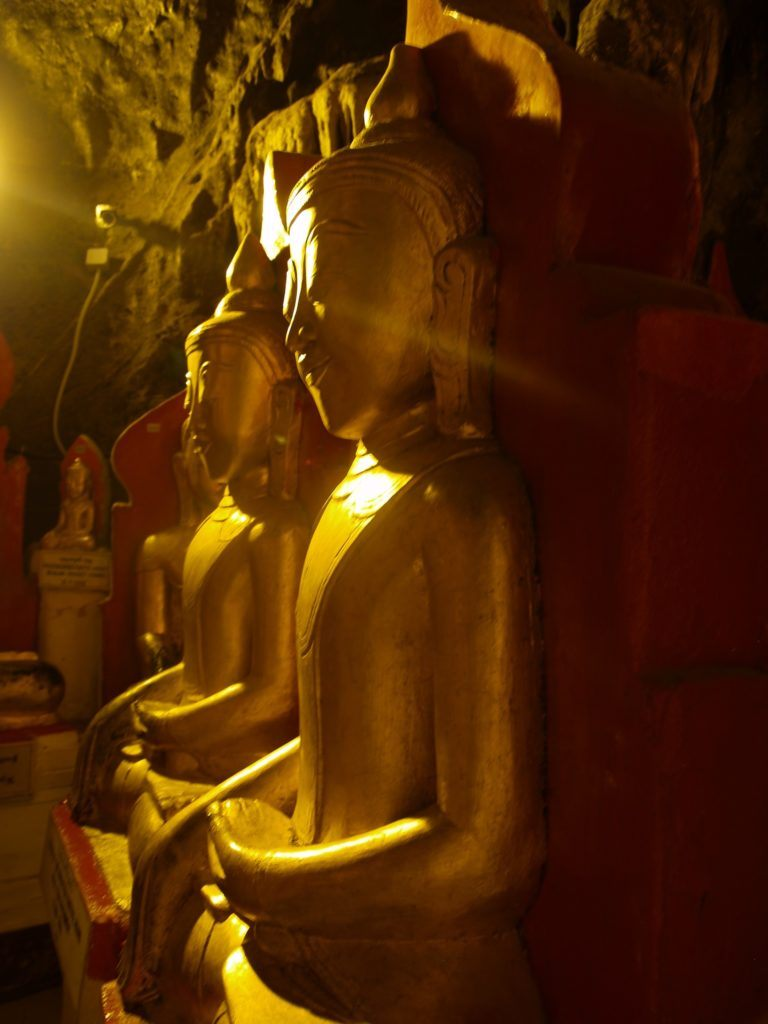 Pindaya Caves InsideBurma Tours
