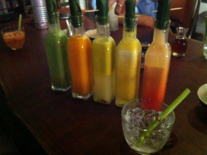 Juice, juice and more juice
