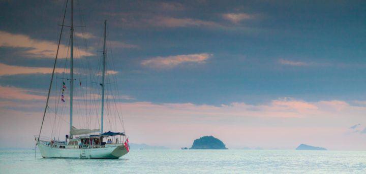 Otherwordly beauty in the Myeik Archipelago