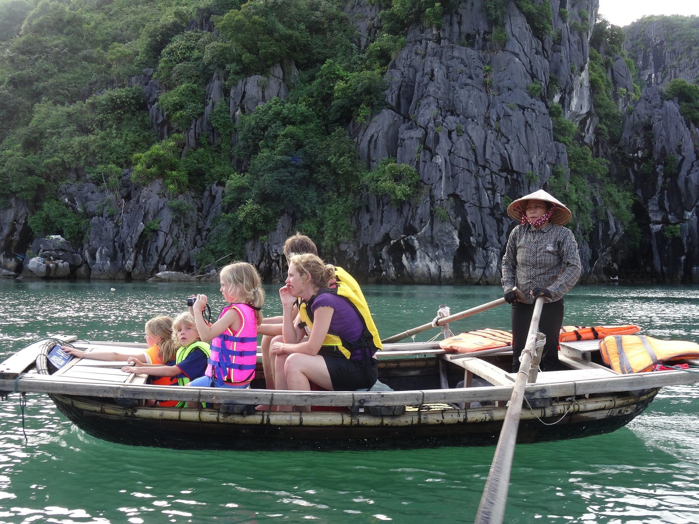 Family Trips in Vietnam