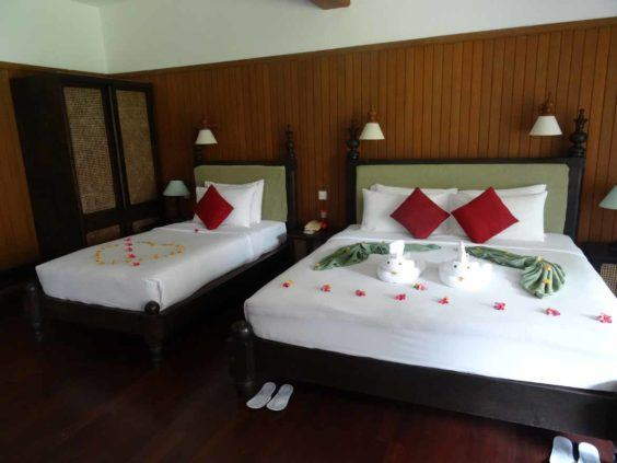 It's not difficult to find high-quality family accommodation in Burma