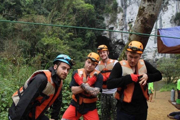 Phong Nha - Tu Lan Cave Trek_4589