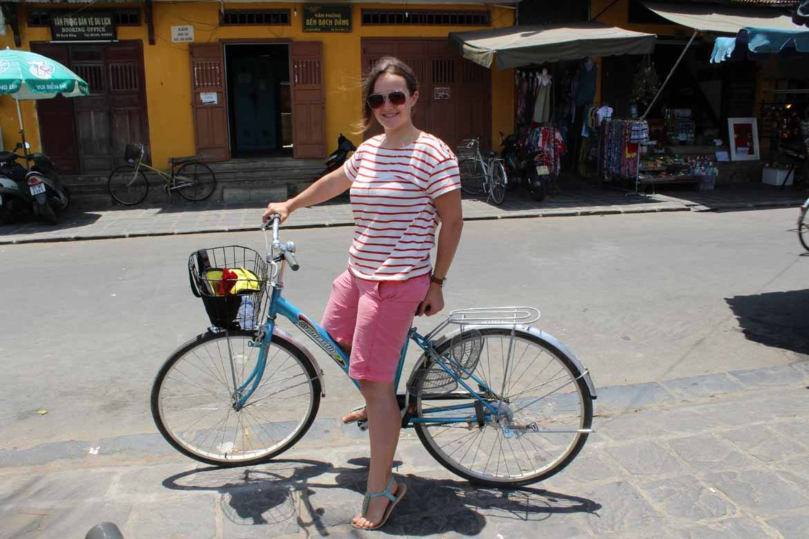 Cycling in the Hoi An countryside