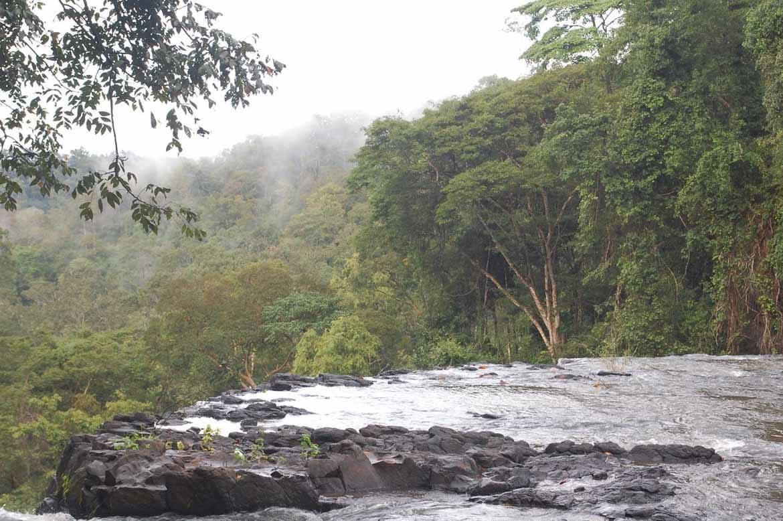 Bousra Waterfall, Mondulkiri Province