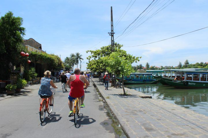 Hoi An cycling