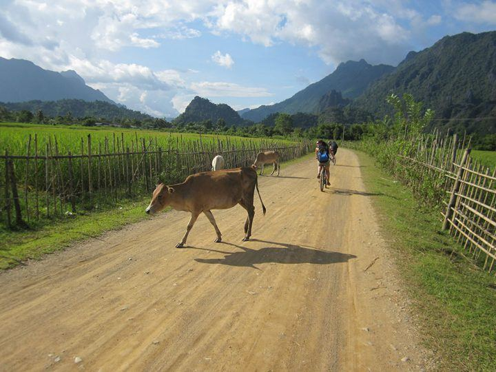 Travel Photography Competition - Mountains of Vang Vieng, Laos