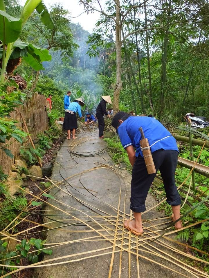 Villagers in Ha Giang
