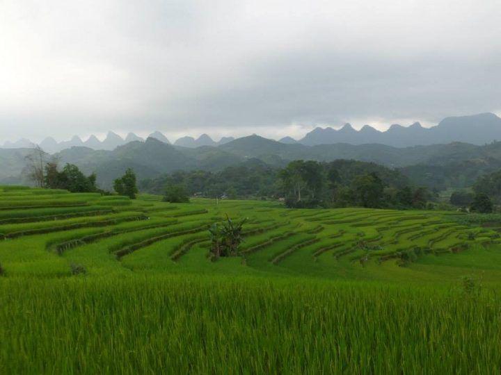 Views over Ha Giang
