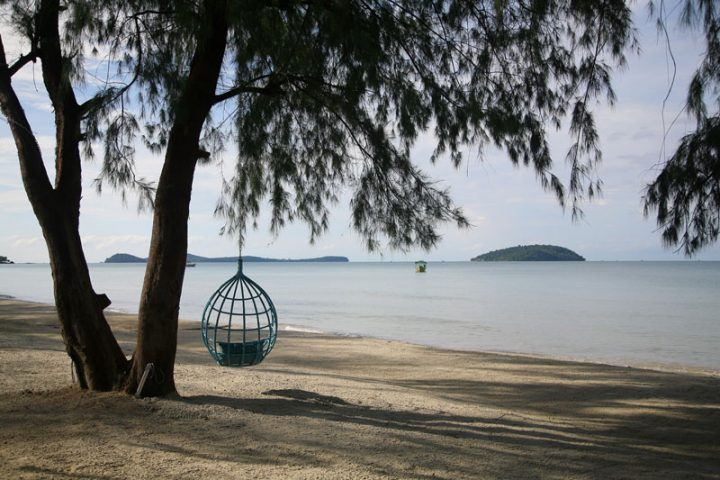 Otres 2 - one of the best beaches in Cambodia