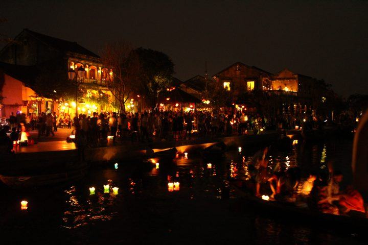 The dates for Hoi An Lantern Festival 2018