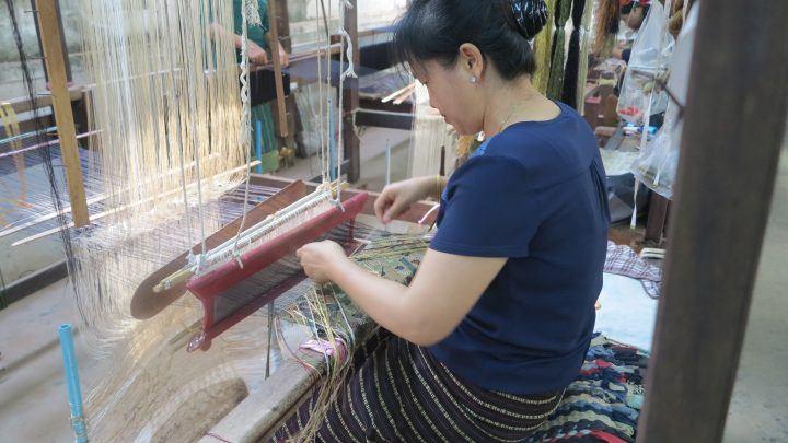 Lao Handicrafts Festival