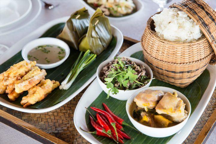 Events in Laos - Laos food festival, Vientiane