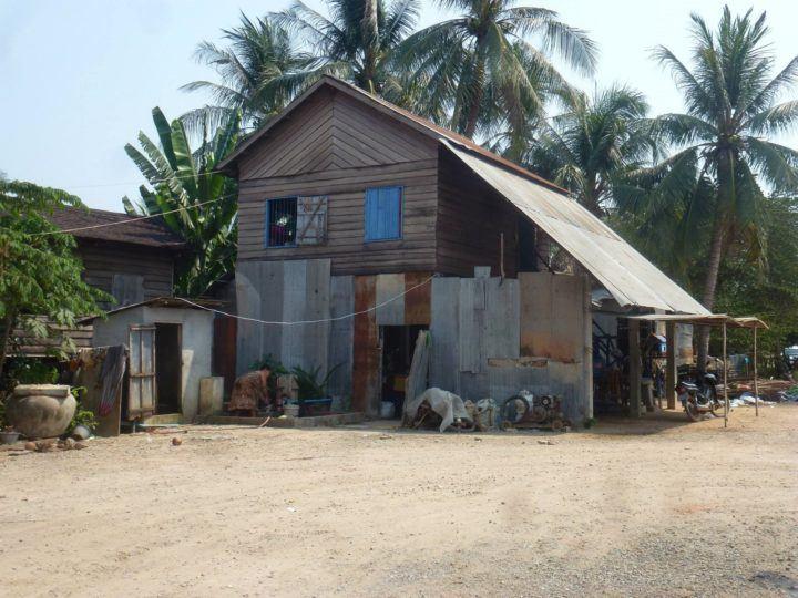 Cambodia villages