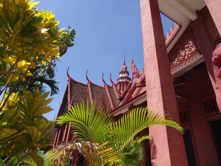 Architecture in Phnom Penh