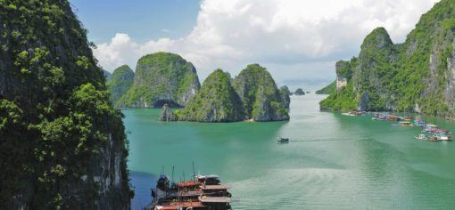 Halong Bay by seaplane