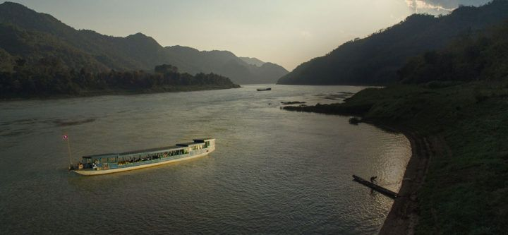 Sunset Cruise along the Mekong River