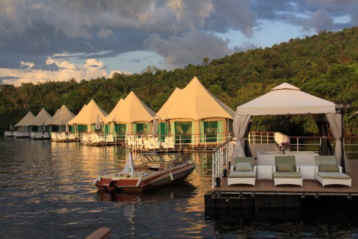 4 Rivers Floating Eco-Lodge, Cambodia