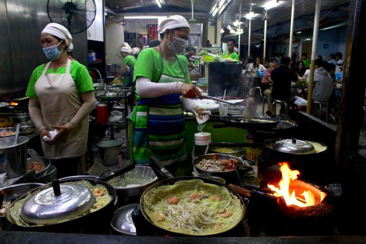 Ho Chi Minh City Vietnam Vespa Street Food tour (2)