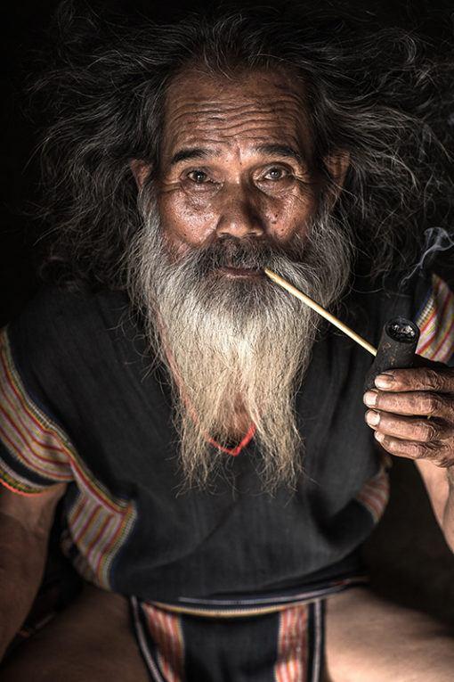 Xo Dang, Vietnamese tribe photography by Réhahn