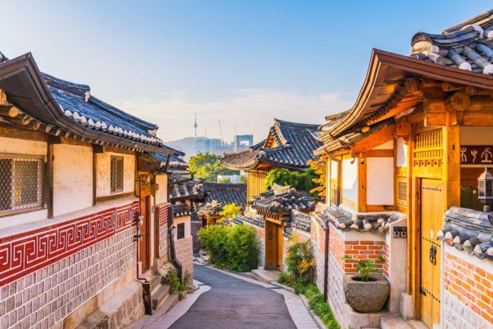 Bukchon Hanok Village Seoul